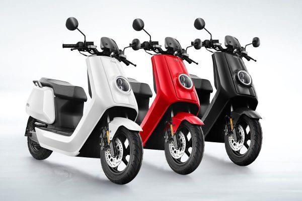 gli scooter elettrici NIU