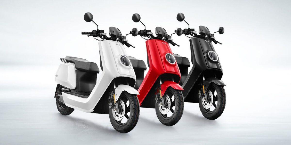 Estate scooter elettrici NIU