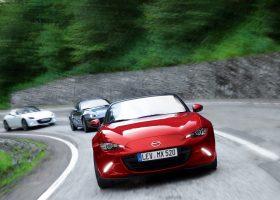 Nuova Mazda MX-5. La spider si rinnova!