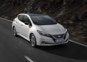Nissan LEAF Best Car of the Year