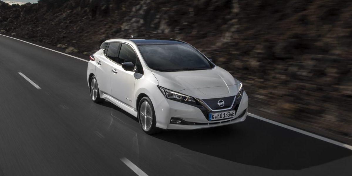 Nissan LEAF Best Car of the Year