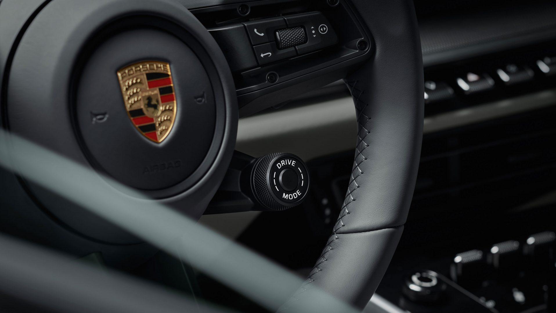 Nuova Porsche 911 Carrera