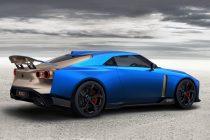Nissan GT-R50 Italdesign le immagini del nuovo bolide
