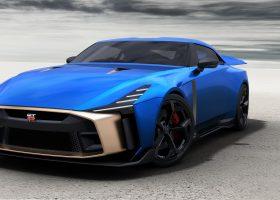 Confermata la produzione della Nissan GT-R50 Italdesign