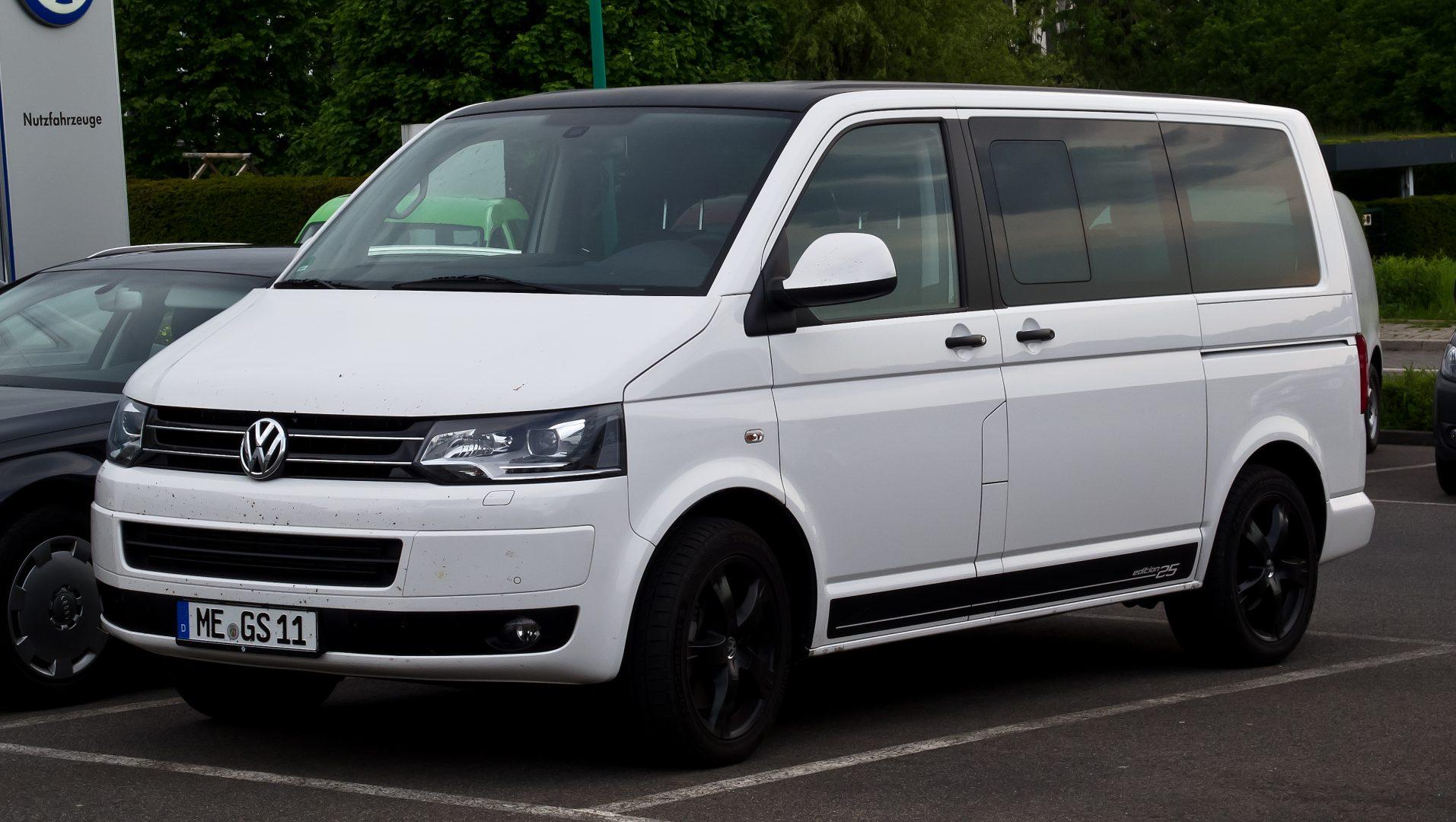 Volkswagen T5 usata