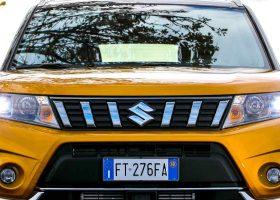 Nuova Suzuki Vitara, le foto del nuovo SUV Suzuki