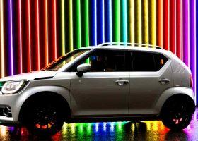 Suzuki è l'auto ufficiale del Festival di Sanremo