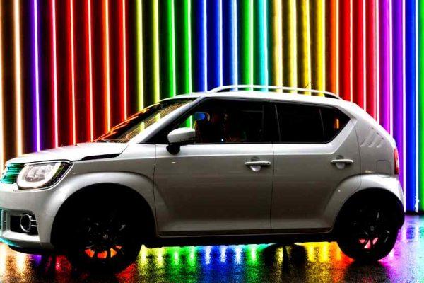 Suzuki auto ufficiale Festival di Sanremo