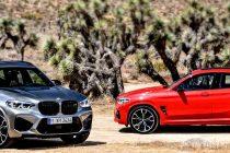 Nuove BMW X3 M e X4 M da 510 cavalli