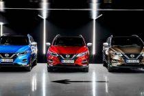 Nissan Qashqai Diesel nuovi per il SUV Crossover