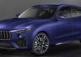 Maserati Levante Trofeo Launch Edition in Edizione Limitata