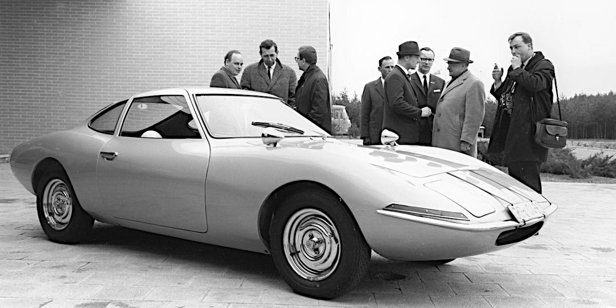 Prototipi Opel: Opel Experimental GT