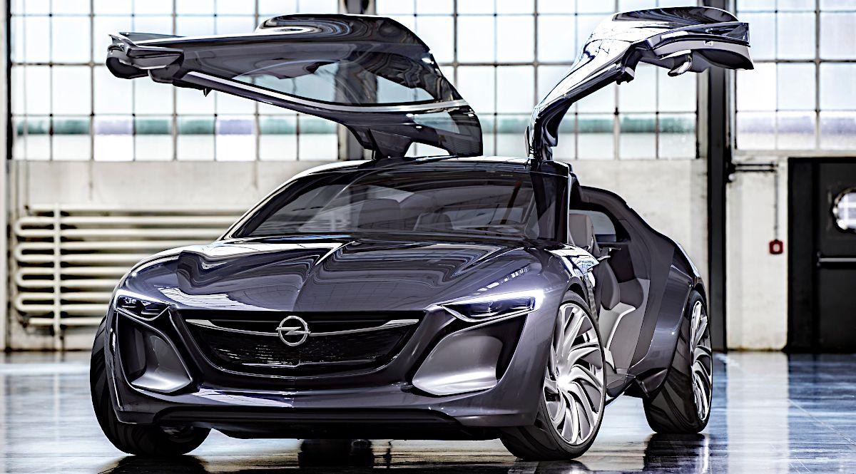Prototipi Opel: Opel Monza