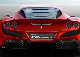 Ferrari F8 Tributo Scheda tecnica