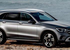 I sistemi di assistenza alla guida della Mercedes GLC