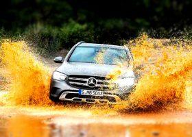 Ecco il nuovo Mercedes GLC