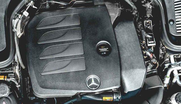 Mercedes GLC le motorizzazioni