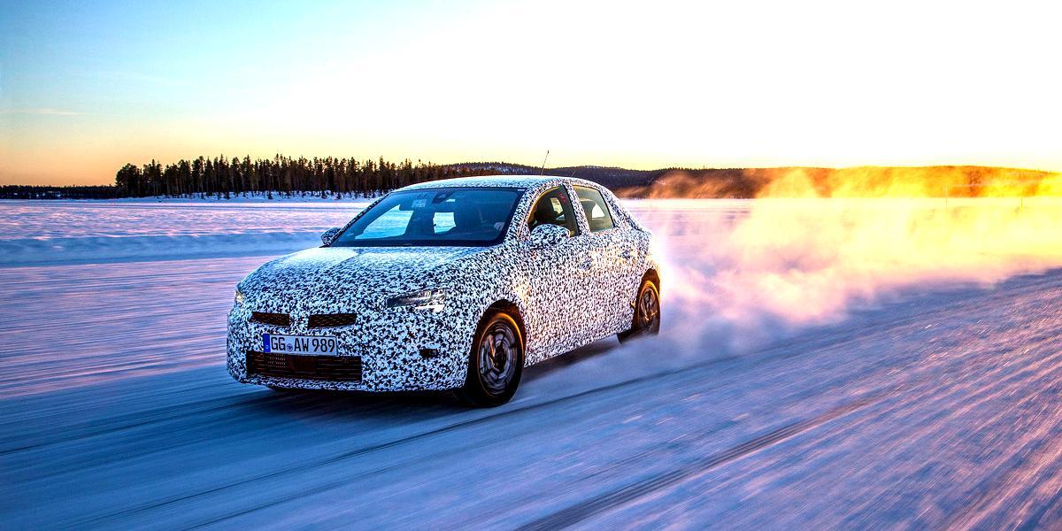 Nuova Opel Corsa Camouflage 13