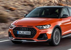 Nuova Audi A1 citycarver. La piccola all terrain Audi.