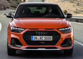 Audi A1 citycarver foto gallery