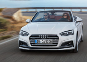 Audi A5 Cabriolet. Una bella scoperta