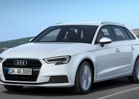 Audi A3 Sportback g-tron a metano