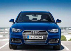 Audi A4 Avant g-tron a metano. La gallery
