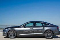 Galleria di immagini della Audi A5 Sportback g-tron a metano