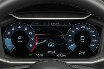 Audi A1 citycarver interni