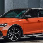 Audi A1 citycarver suv compatto