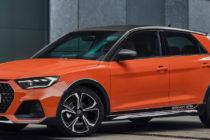 Audi A1 citycarver SUV compatto dal design e la carrozzeria innovativa.
