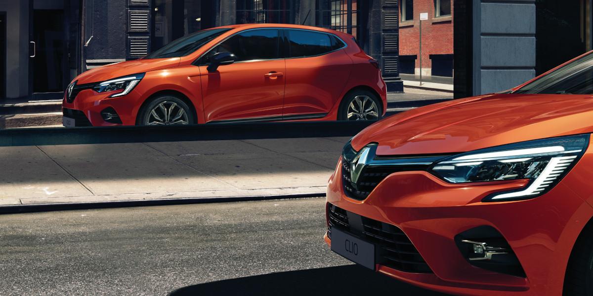 Nuova Renault CLIO Profilo