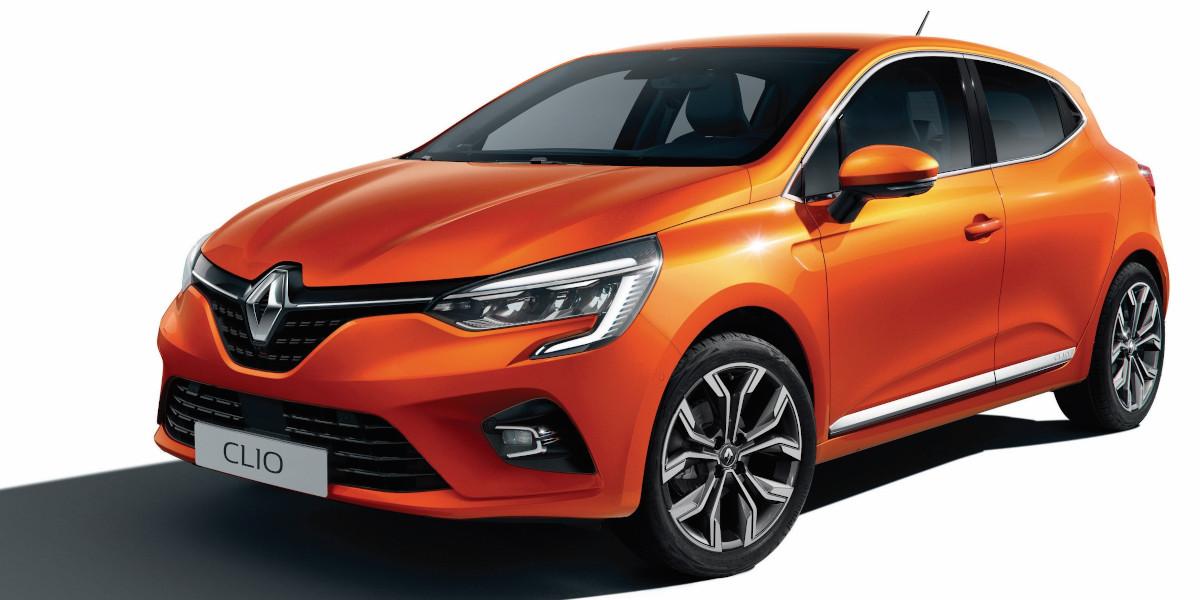 manuale d'uso e manutenzione della Renault Clio