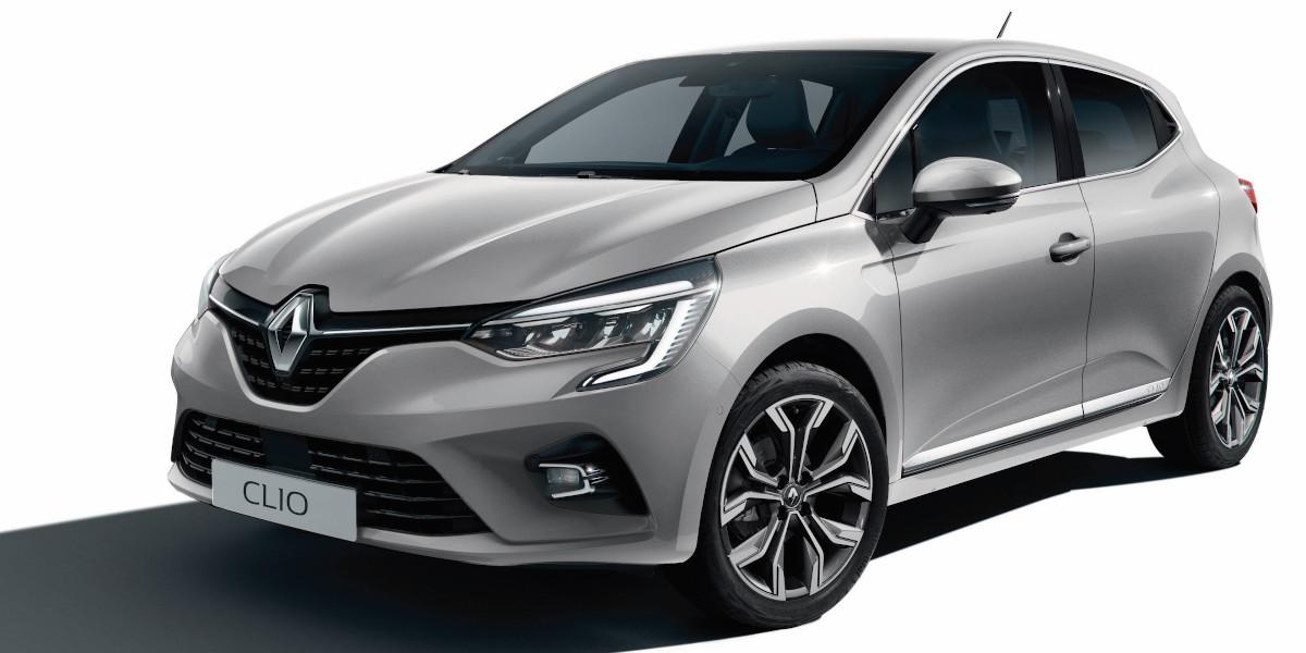 Nuova Renault Clio Argento