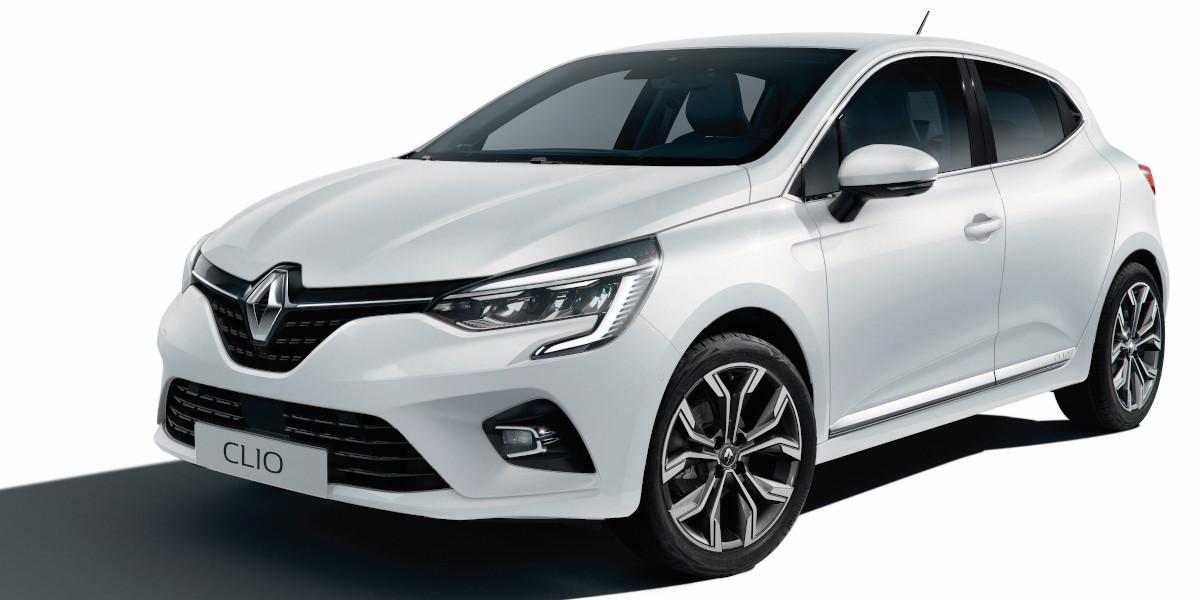 Nuova Renault Clio Bianca