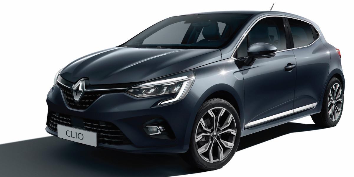 Nuova Renault Clio Navy