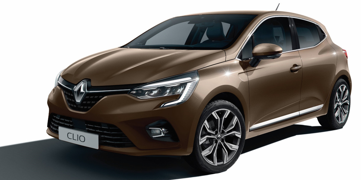 Nuova Renault Clio Brown