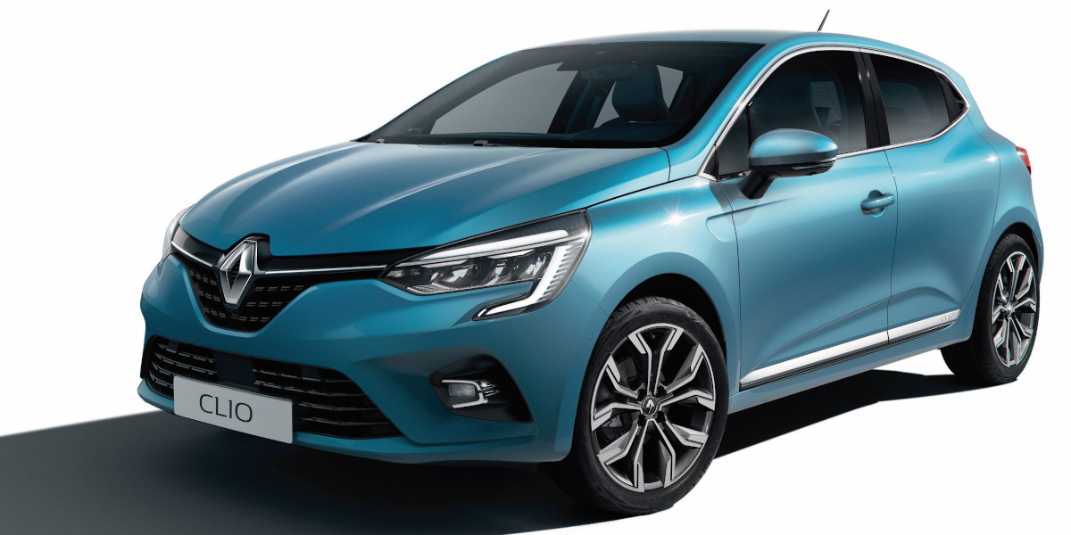 Nuova Renault Clio Cielo