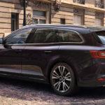 Renault Talisman sporter sicurezza attiva e passiva