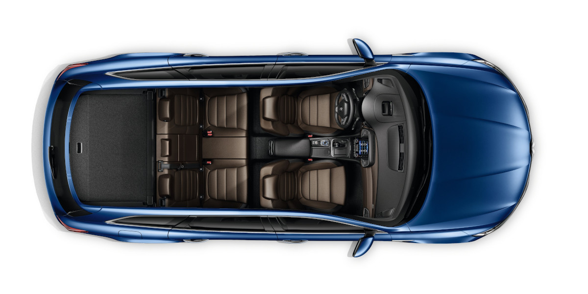 Renault Talisman sporter station wagon 11