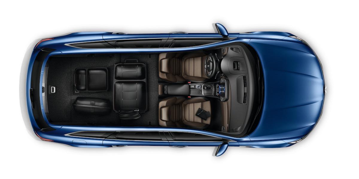 Renault Talisman sporter station wagon 12