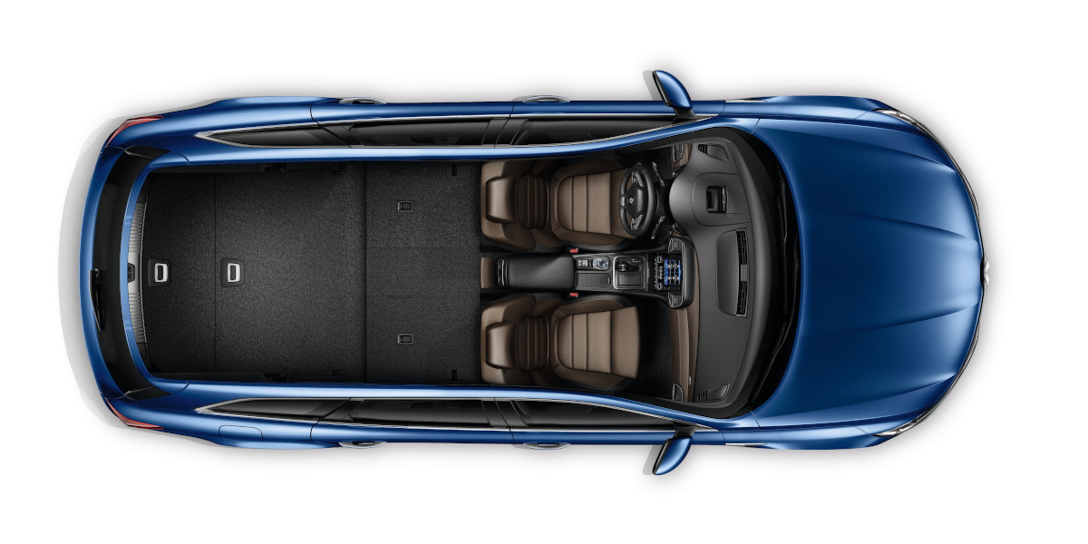 Renault Talisman sporter station wagon 13