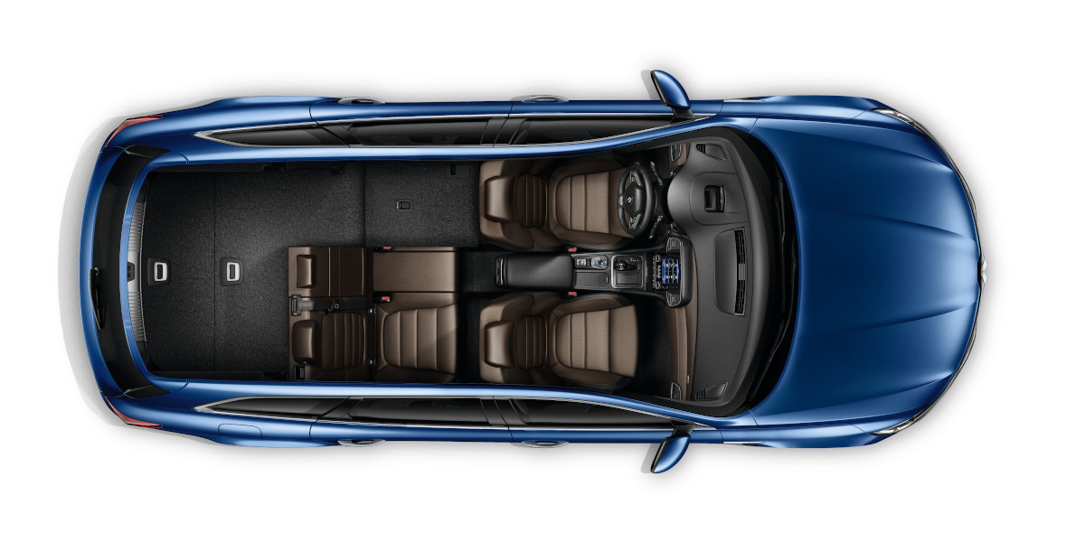 Renault Talisman sporter station wagon 14