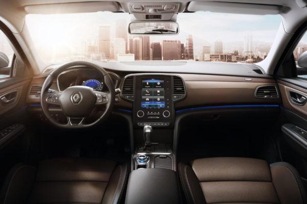 interni Renault Talisman Sporter