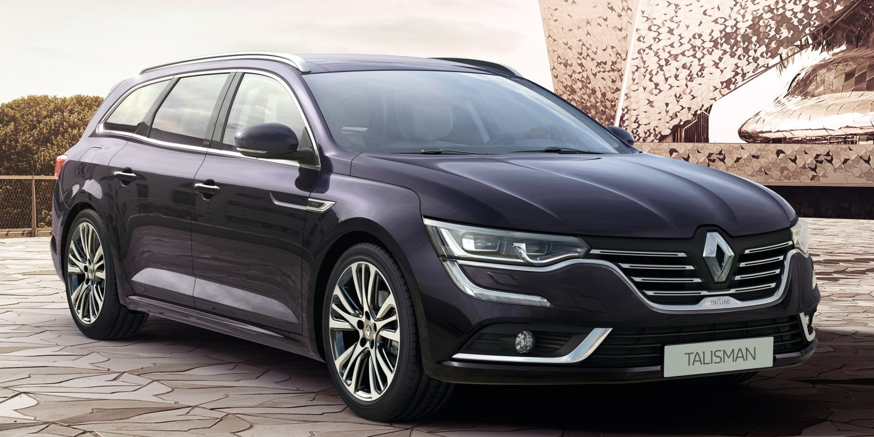 Renault Talisman sporter station wagon 2