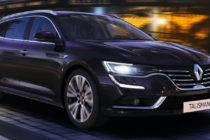 Talisman Sporter l'ammiraglia station wagon di Renault