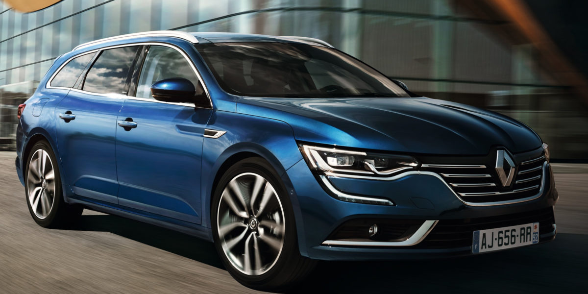 Renault Talisman sporter station wagon 4