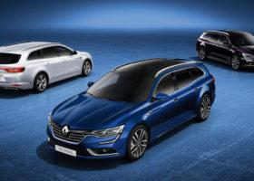 Renault Talisman Sporter. Versioni e prezzi