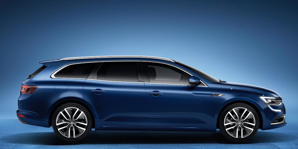 Renault Talisman sporter station wagon 8