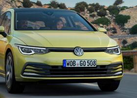 Le foto della nuova Volkswagen Golf - La gallery